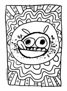Mindfoolness Colour In Book 01 HR3